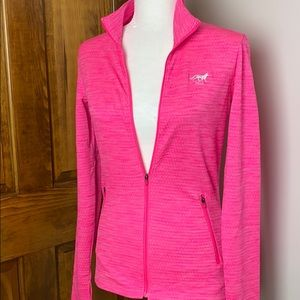 Nike Golf Dri-fit Jacket With Thumb Holes Size S